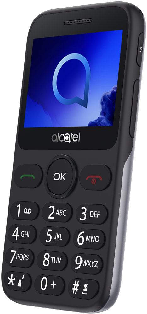 Мобильный телефон Alcatel 2019G Silver