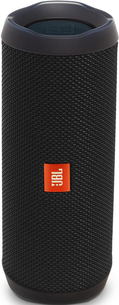 Портативная акустическая система JBL Flip 4 Black цена и фото