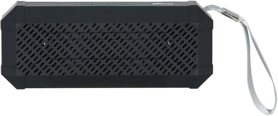 Портативная акустическая система Ritmix SP-260B Black смартфон bq bq 5517l twin pro grey