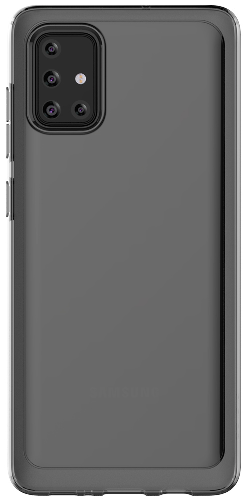 Клип-кейс Araree Samsung Galaxy A71 Black (GP-FPA715KDABR) фото
