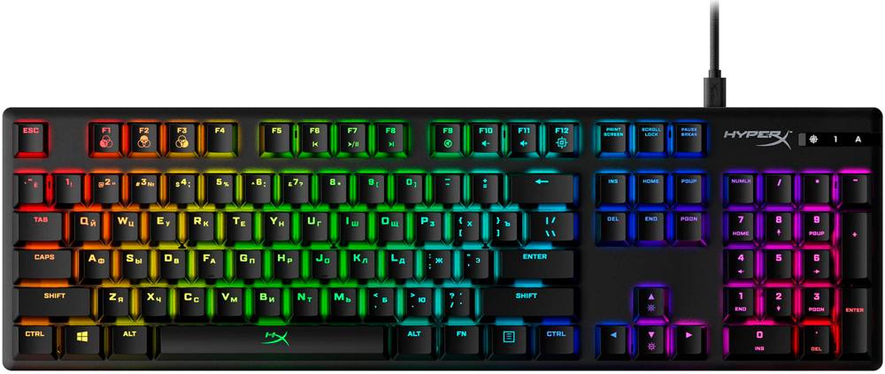 Клавиатура HyperX