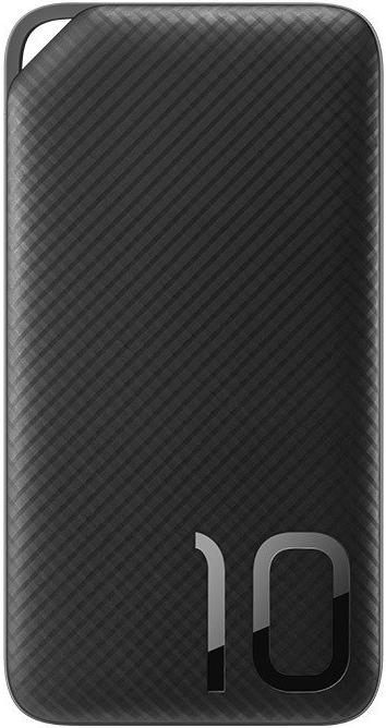 Внешний аккумулятор Huawei AP08Q 10000 mAh Black внешний аккумулятор samsung 10000 mah eb p3000c темно синий
