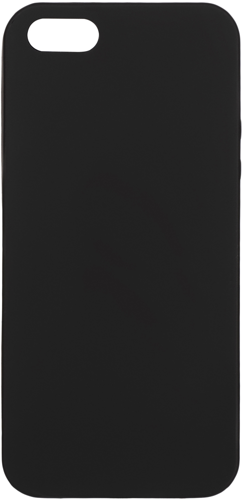 Клип-кейс Deppa Apple iPhone 5/SE TPU Black клип кейс gresso apple iphone 5 se tpu black