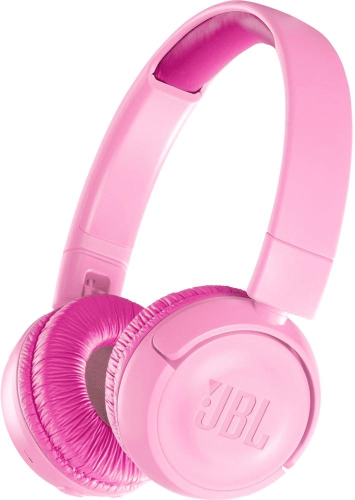 Наушники JBL Bluetooth JR300BT накладные Pink фото