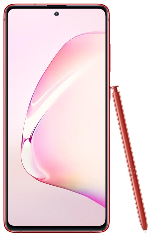 Смартфон Samsung N770 Galaxy Note10 Lite 6/128Gb Red фото