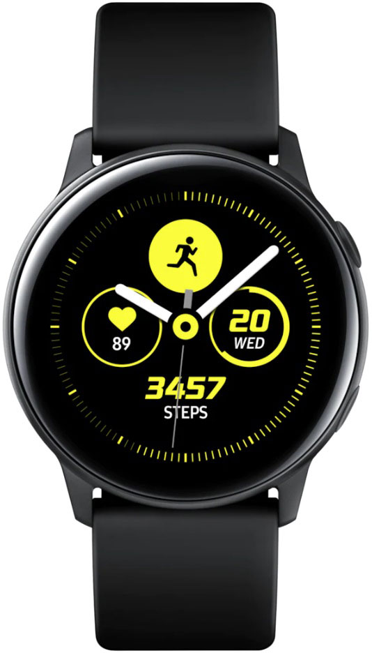 Часы Samsung Galaxy Watch Active SM-R500N Black фото