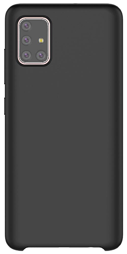 Клип-кейс Araree Samsung Galaxy A51 Black (GP-FPA515KDBBR) фото