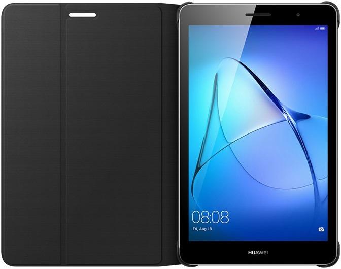 "Чехол-книжка Huawei Mediapad T3 8"" Black Топки аксессуары к компьютеру"