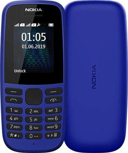 Мобильный телефон Nokia 105 2019 Blue
