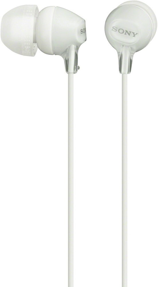 Наушники Sony MDR-EX15LP White цены