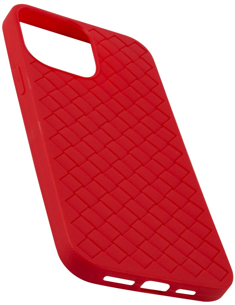 Клип-кейс UNBROKE iPhone 13 Pro Max Braided Red фото 3