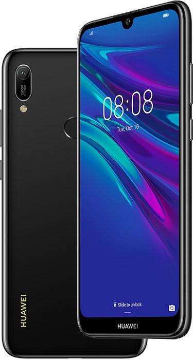 Смартфон Huawei Y6 2019 2/32Gb Black фото