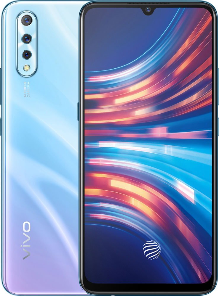 Смартфон Vivo V17 Neo 6/128 Gb Skyline Blue фото