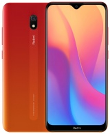 фото Смартфон Xiaomi Redmi 8A 2/32Gb Red