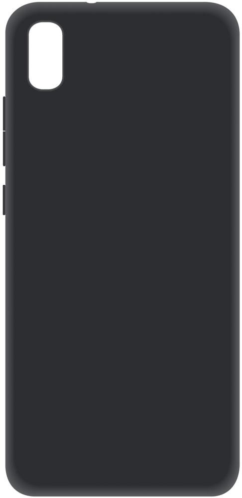 Клип-кейс LuxCase, Xiaomi Redmi 7A силикон Black