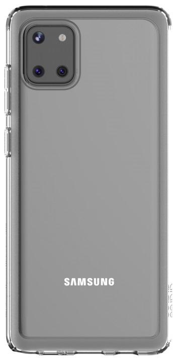 Клип-кейс Araree Samsung Note 10 Lite прозрачный (GP-FPN770KDATR) фото