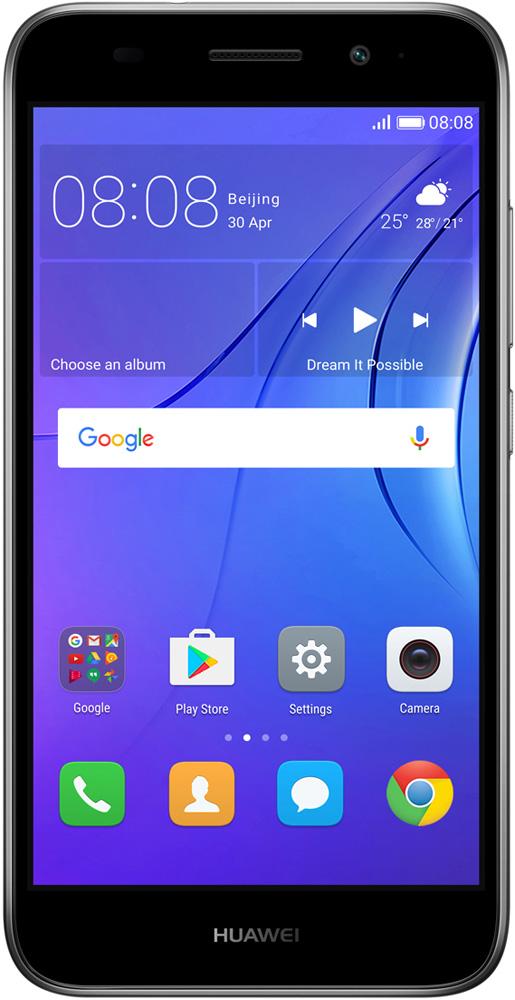 Смартфон Huawei Y3 2017 Gray
