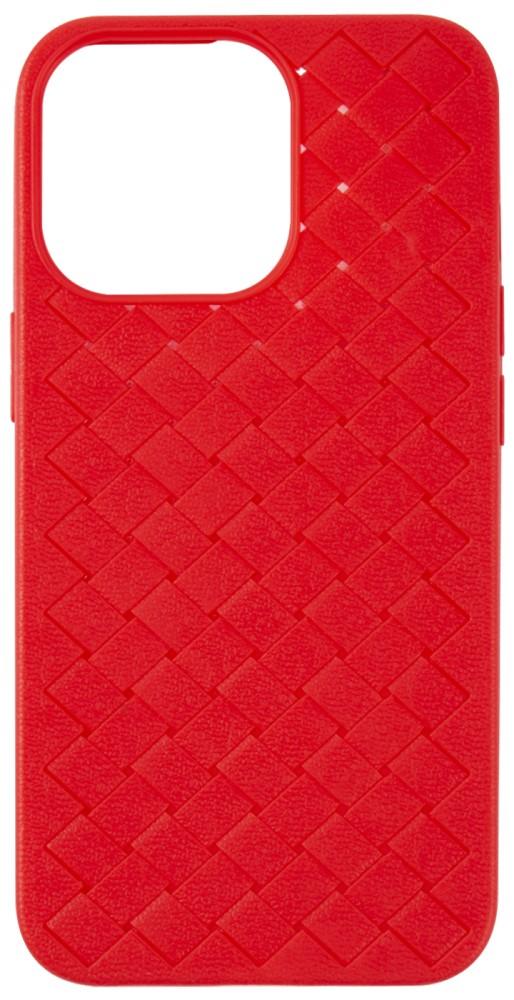 Клип-кейс UNBROKE iPhone 13 Pro Braided Red