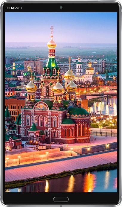 "Планшет Huawei MediaPad M5 8 8.4"" 64Gb 4Gb Ram LTE Grey"