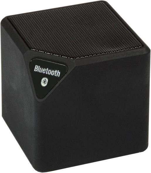 Портативная акустическая система Ritmix SP-140B Black genius sp u115 black акустическая система