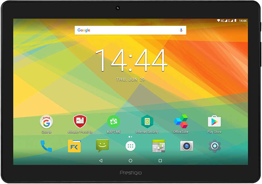"Планшет Prestigio Grace10 10.1"" 16Gb LTE Black"
