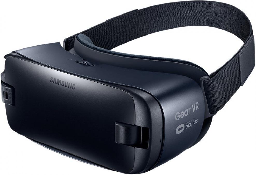 Очки виртуальной реальности Samsung Gear VR (new) SM-R323NBKASER Black samsung gear vr new sm r323nbkaser темно синий