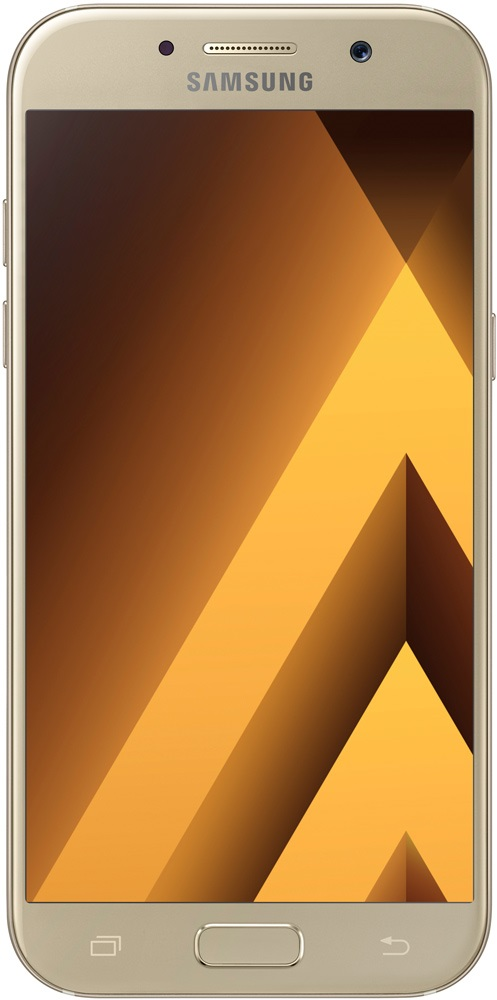 Смартфон Samsung Galaxy A5 (2017) SM-A520F/DS Gold
