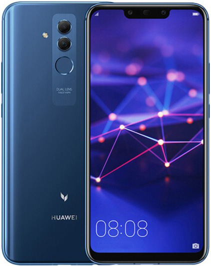 Смартфон Huawei Mate 20 Lite 64Gb Blue SydneyM-L21