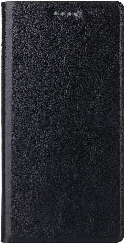 Чехол-книжка Vili Huawei Y3 2017 Black чехол книжка vili shellcase для huawei p20 pro black