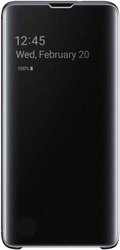 Чехол-книжка Samsung Galaxy S10 EF-ZG973C Black