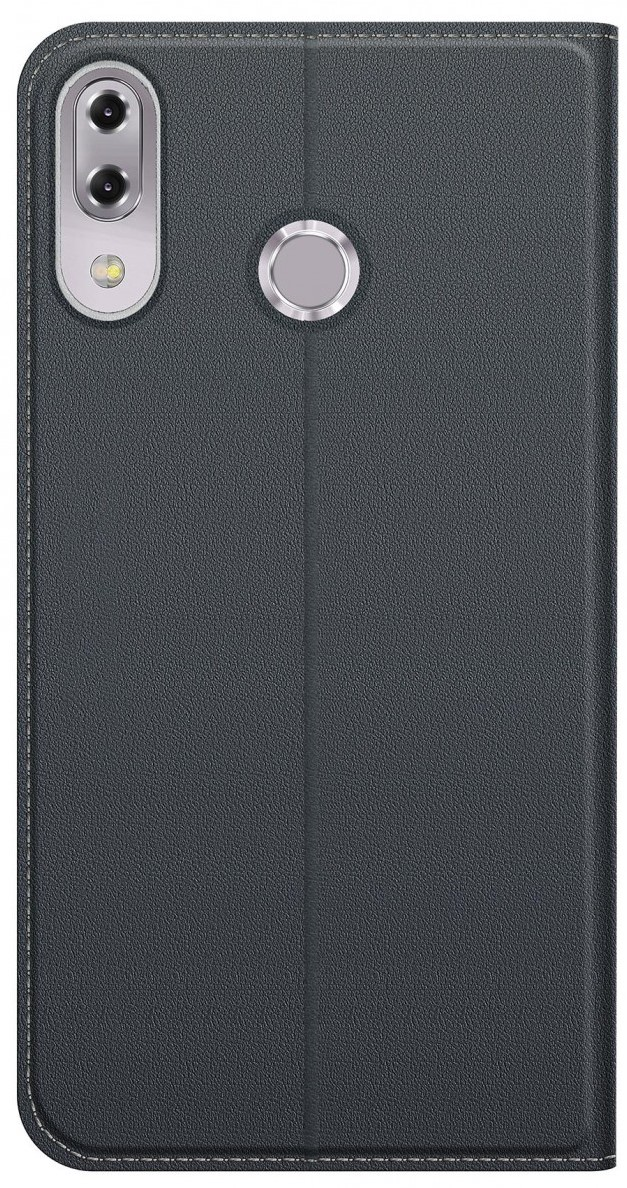 Чехол-книжка Asus для ZenFone 5Z ZS620KL/ZE620KL black (90AC0340-BCV001) смартфон asus zenfone 5z zs620kl 8 256gb blue
