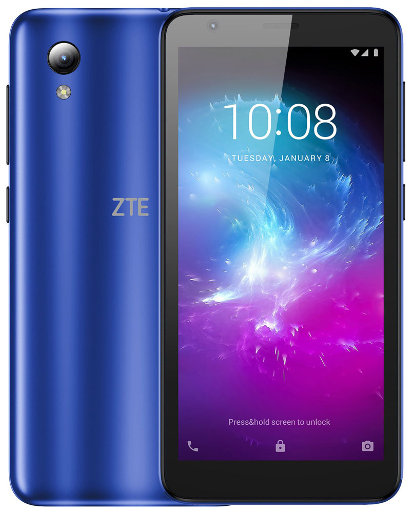 Смартфон ZTE Blade A3 2019 1/16Gb Blue