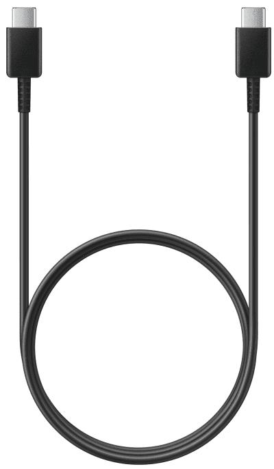 Дата-кабель Samsung Type-C-Type-C EP-DA705B Max 60W Black фото