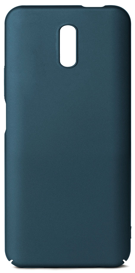 Клип-кейс Gresso Xiaomi Redmi 8A пластик Blue фото