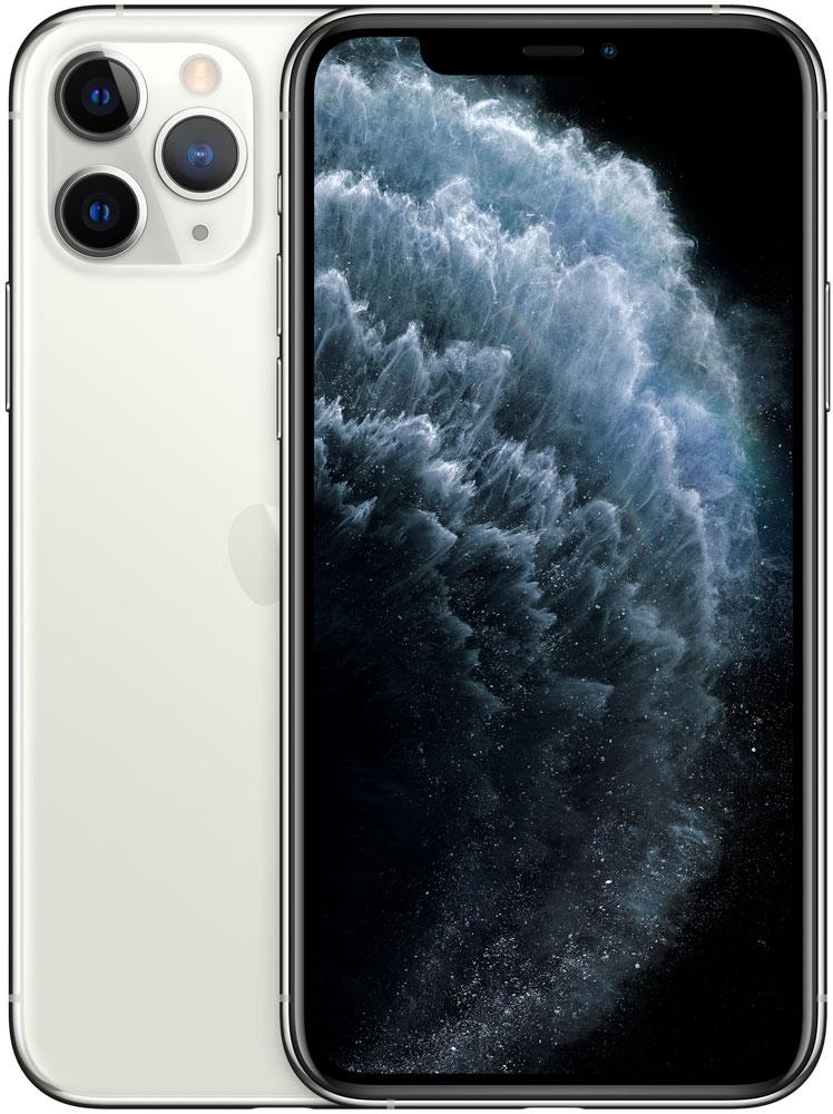 Смартфон Apple iPhone 11 Pro 64Gb Серебристый фото