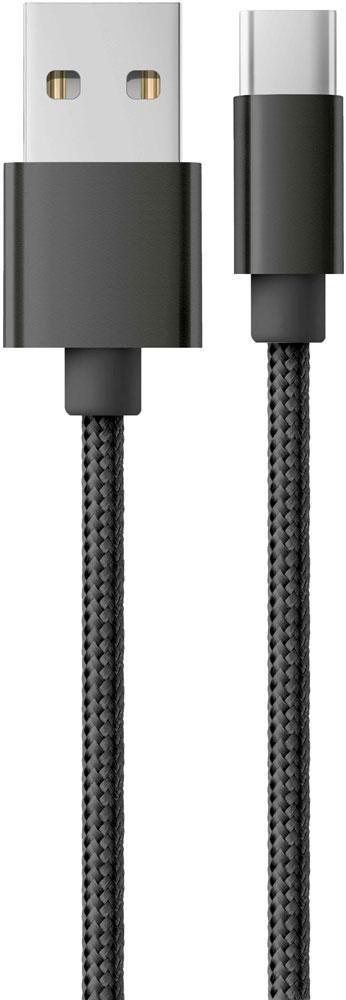 Фото - Дата-кабель Dorten DN 303302 USB-Type-C 1м Black кабель