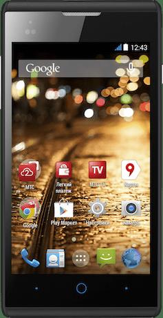 Смартфон МТС 982O sim lock white в Москве - цена на Смартфон МТС .