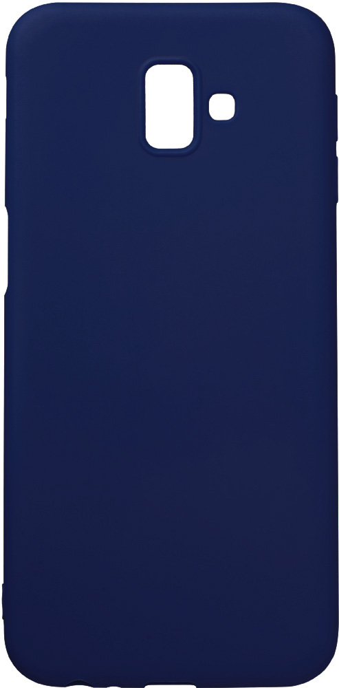 Клип-кейс OxyFashion Samsung Galaxy J6 Plus TPU Blue клип кейс deppa samsung galaxy j6 plus tpu blue