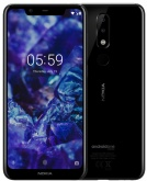 фото Смартфон Nokia 5.1 Plus 32Gb black