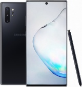 фото Смартфон Samsung N975 Galaxy Note 10+ 12/256Gb Черный