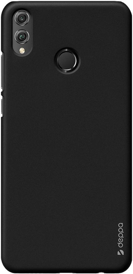 Клип-кейс Deppa Honor 8X пластик Black фото