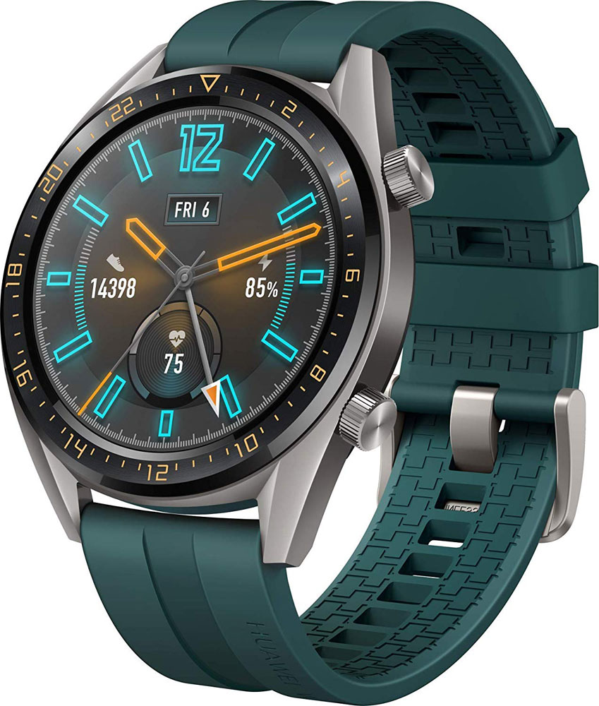 Часы Huawei Watch GT FTN-B19 Green фото