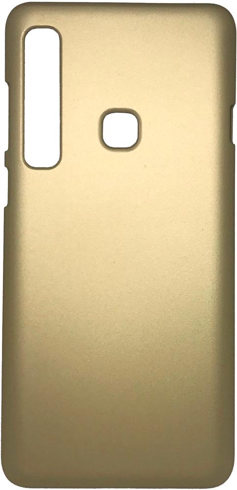 Клип-кейс OxyFashion Samsung Galaxy A9 2018 пластик Gold цена и фото