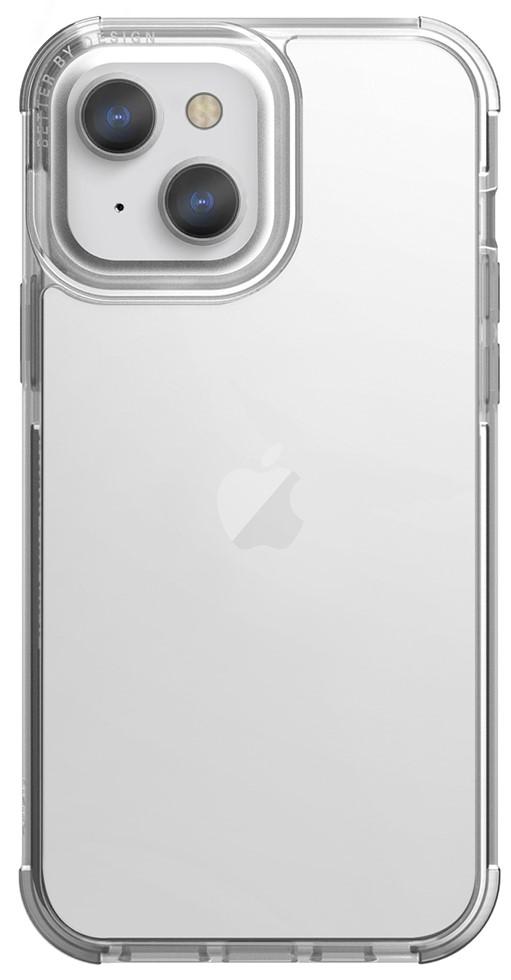 Клип-кейс Uniq iPhone 13 Combat прозрачный