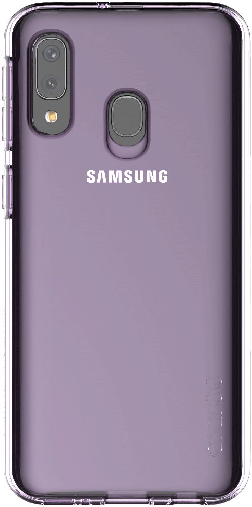 Клип-кейс Araree Galaxy A40 GP-FPA405KDA Purple клип кейс araree samsung galaxy a10 gp fpa105k purple