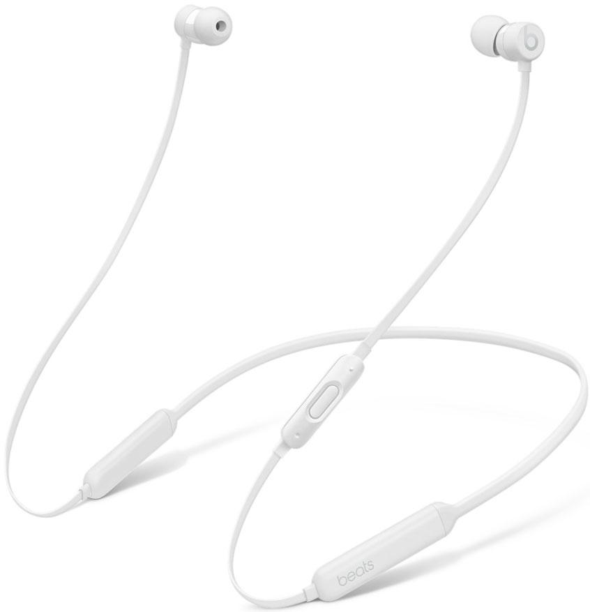 лучшая цена Беспроводные наушники с микрофоном Beats BeatsX Earphones (MLYF2ZE/A) White