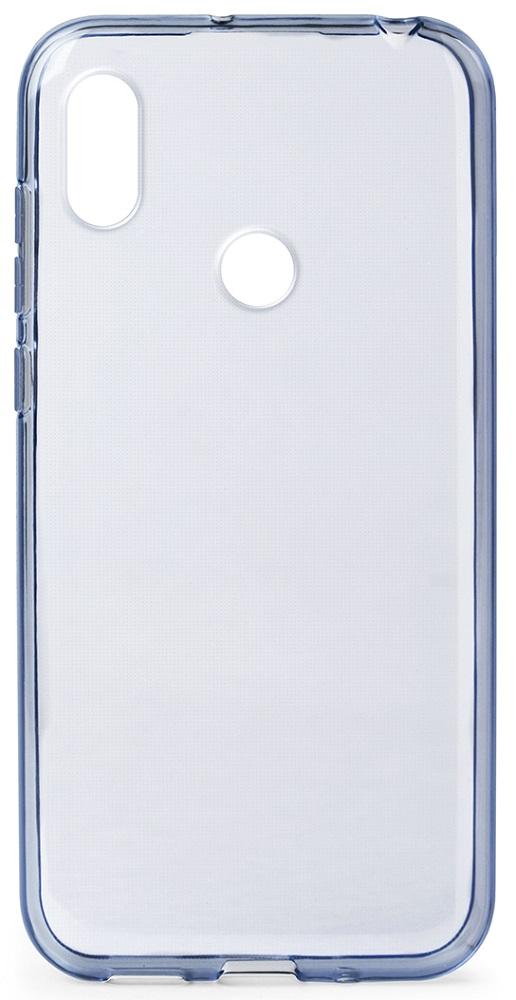 Клип-кейс Gresso Honor 8A прозрачный Blue фото