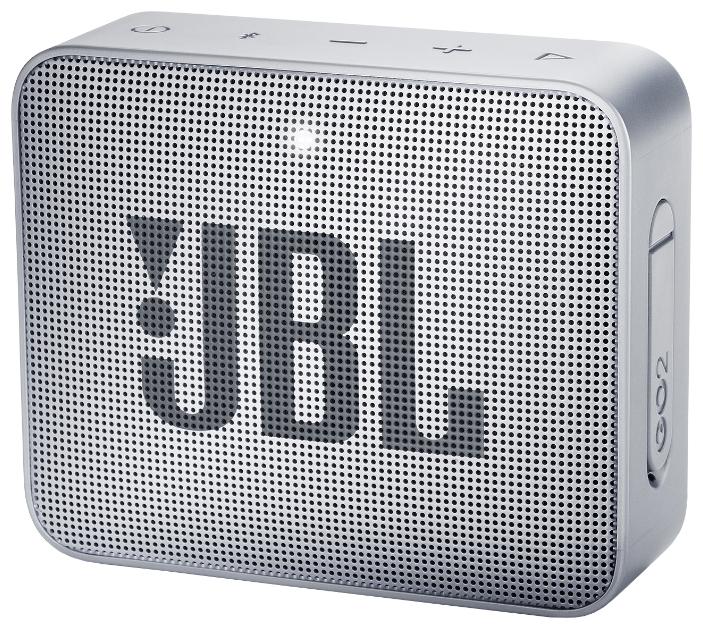 Портативная акустическая система JBL GO 2 Grey фото