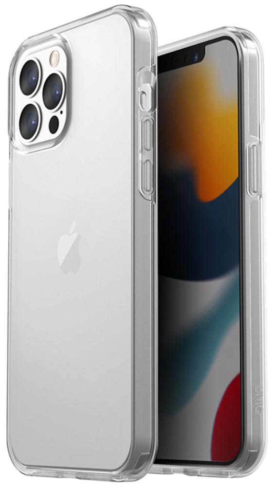 Клип-кейс Uniq iPhone 13 Pro Max Anti-microbial прозрачный фото 2