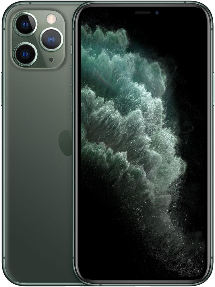Смартфон Apple iPhone 11 Pro 512Gb Темно-зеленый фото